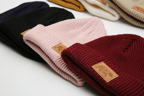 NI WAPPEN  BASIC BEANIE(7color)