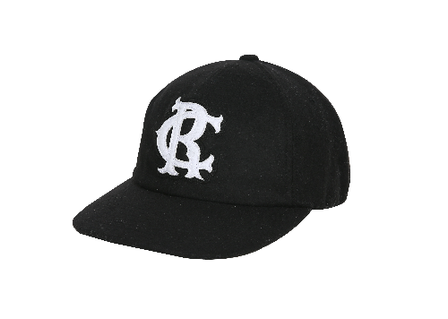 NI RC WOOL CAP(RC모자 BLACK)