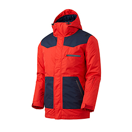 16 180˚ SWITCH STANDARD JACKET (RED/NAVY)