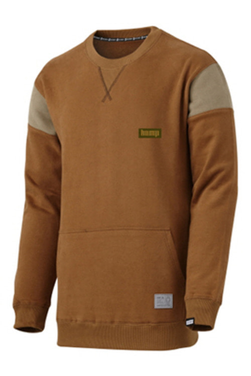 nuovo crewneck (Brown)